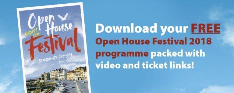 Open House Festival 2018 Digital Programme