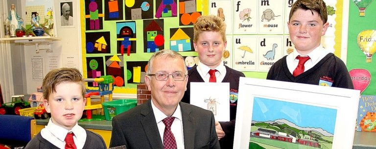 It's been a great privilege, says retiring principal