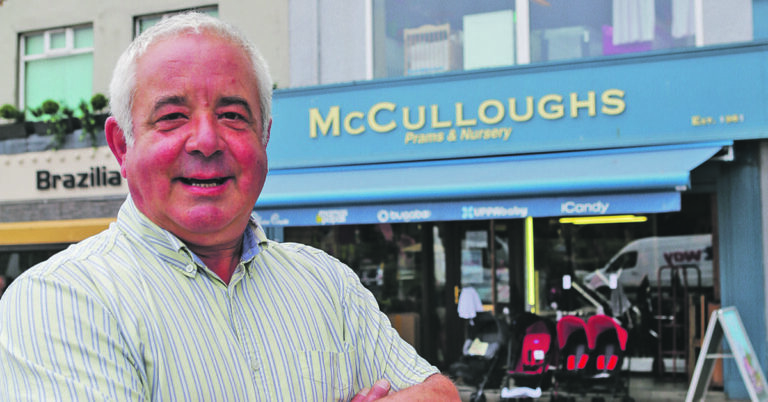 Owner of Bangor institution fuming after officials demand he ditch his shop sign