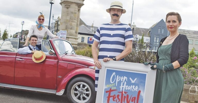 Countdown on to the sixth annual Open House Festival