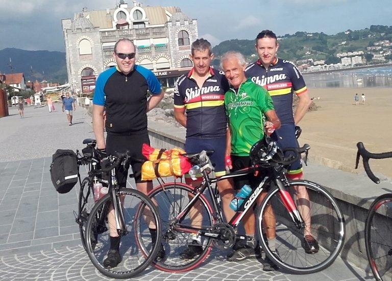 Shimna Wheelers CC adventurers head to the Pyrenees