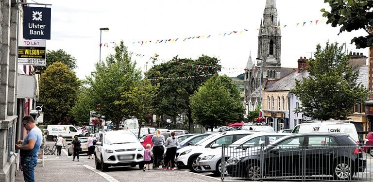 Town's parking plight desperate, say traders