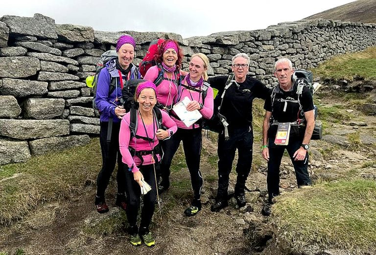 Intrepid runners take on gruelling Mourne Mountain Marathon