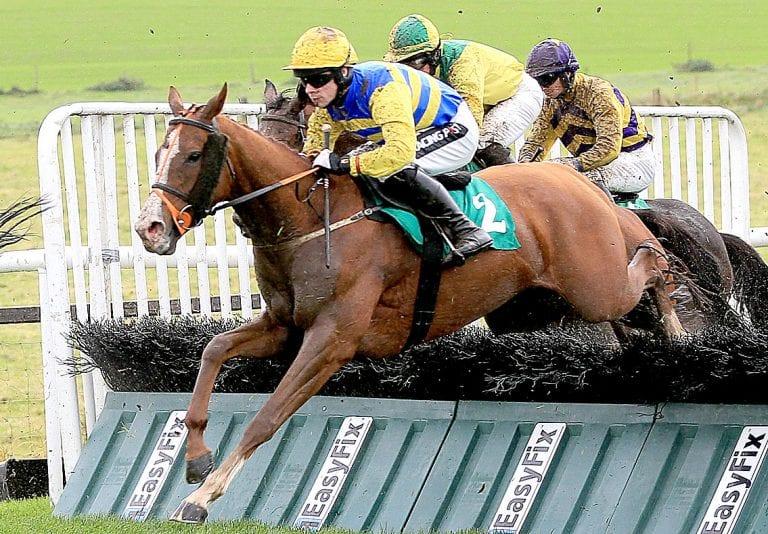 Caerleon Kate a popular winner for Crossgar trainer