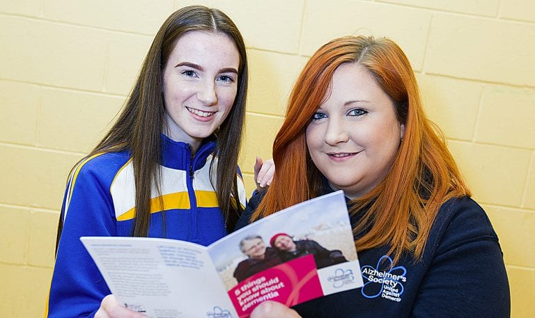 Teenager raises thousands for dementia charity