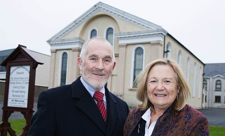 Rev Nelson will leave with happy memories of a 'thriving' community