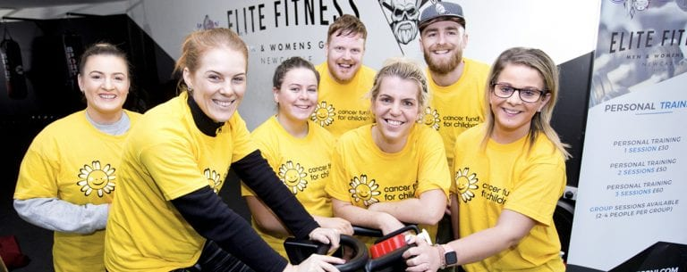 24-hour fundraiser to raise funds for Cancer Fund for Children's Daisy Lodge.