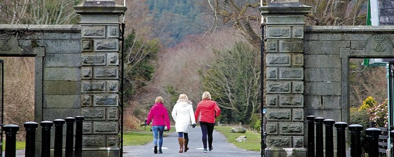 Funding boost for Castlewellan Park restoration
