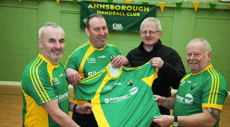 Annsborough club stages their third annual one wall tournament