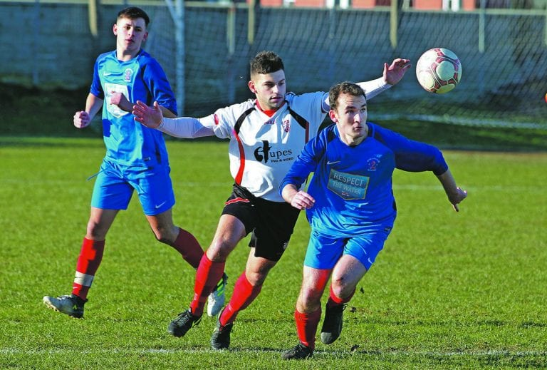 Killyleagh YC beat the weather and Portavogie to progress in Clarence Cup