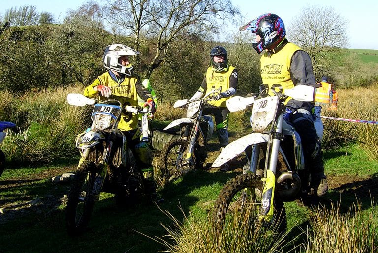 Mourne club holds first off-road racing event of the year on Dunmore Mountain