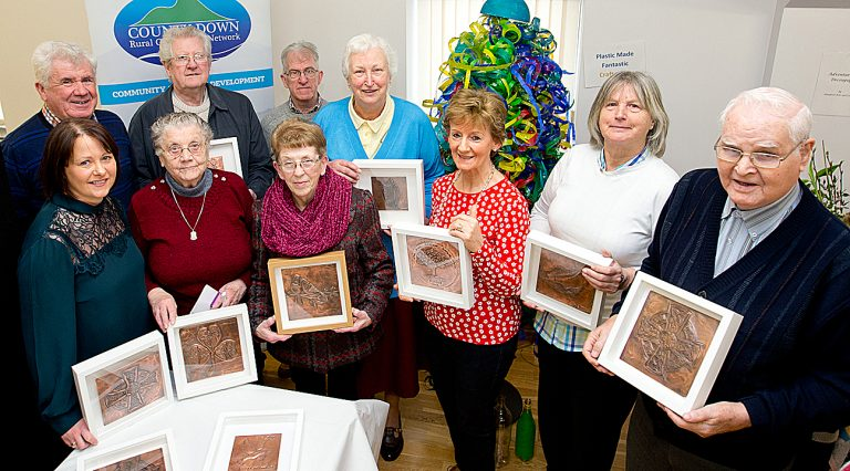 Creative endeavours are showcased at the Ballymote centre