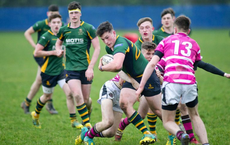 Last minute agony for Down High as they lose in quarter-final to Royal School Dungannon
