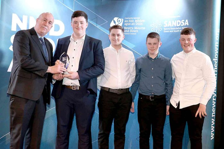 The Newry, Mourne and Down sports award have been presented in 13 categories