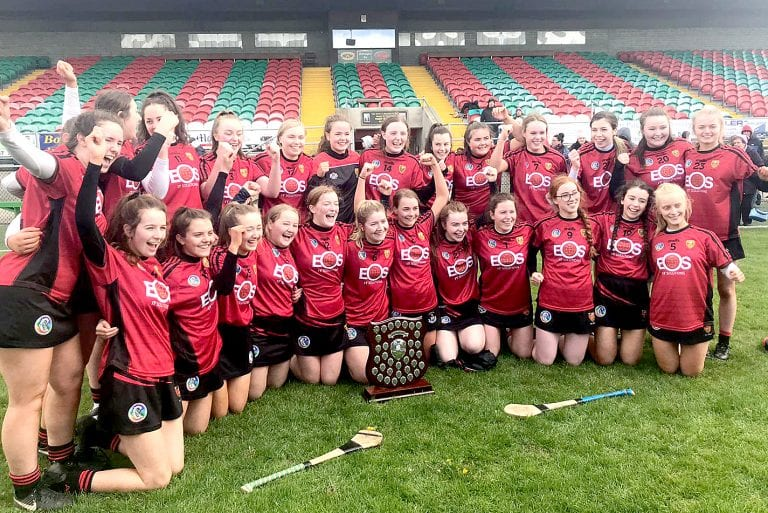 Down camogs and ladies footballers win two of the week's big games