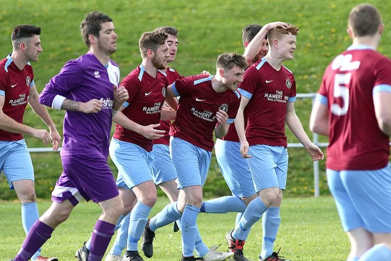 Ballynahinch Olympic Seconds and Valley Rangers Reserves close to becoming champions