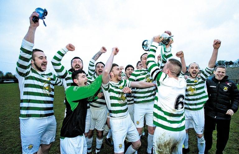 Celtic Bhoys end season in blaze of glory