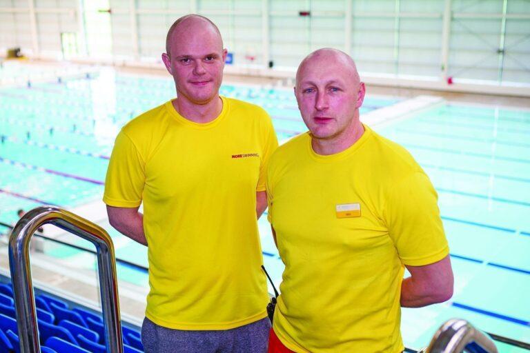 Hero Aurora lifeguards save unconscious man