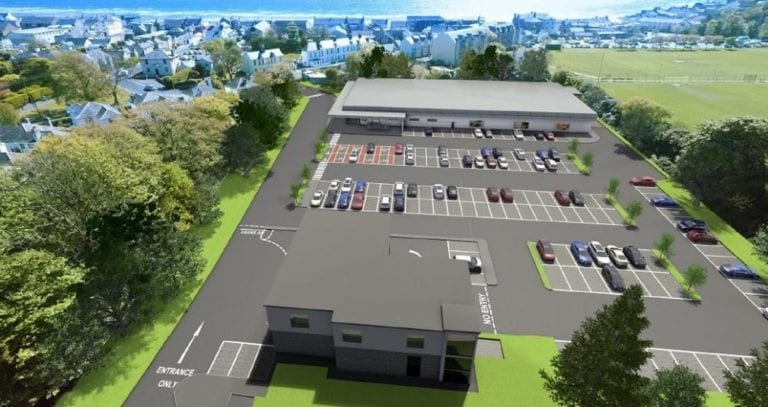 Final green light for new Lidl store recommended