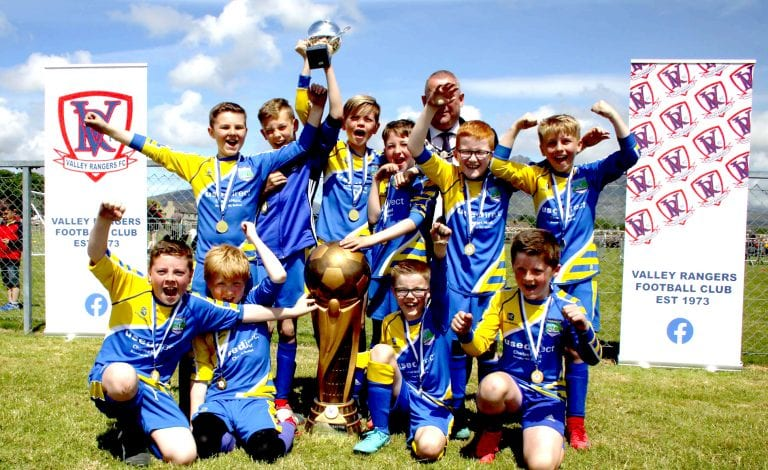 Almost 700 kids play in Valley's Memorial Tournament