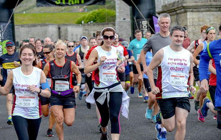 Dambusters day for runners at the Silent Valley