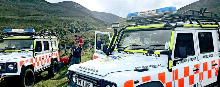 Funding package for local search and rescue groups