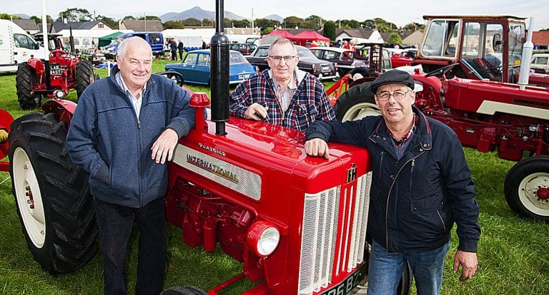 Mourne Vintage Club's Annual Show