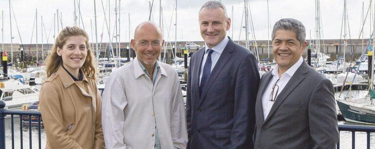 Full sail on £60m waterfront revamp