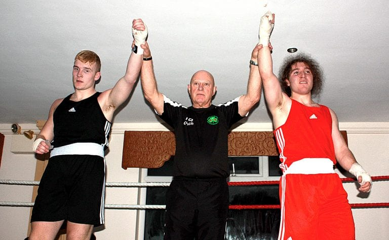 All Blacks and Bryansford clubs in exhibition match in memory of boxer