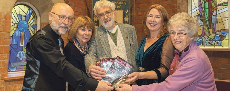 Bangor festival to celebrate legacy of St Columbanus