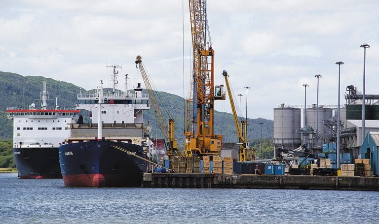 Port expansion plans recommended