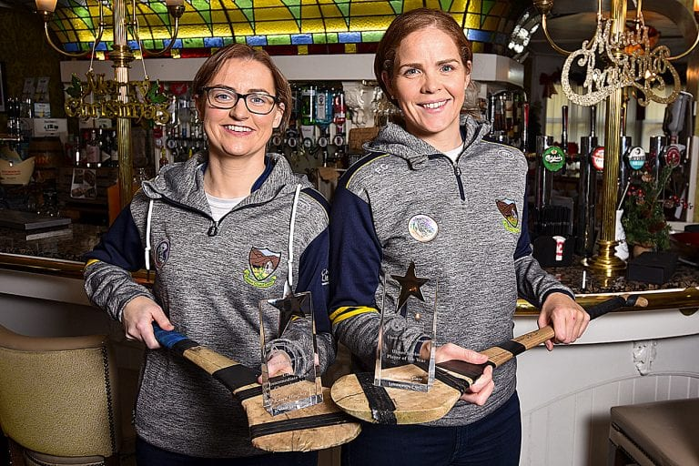 Big Ulster double for Clonduff club's talented camogs