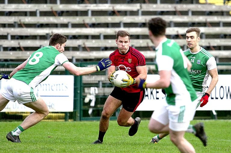 Tally satisfied with opening day McKenna Cup win