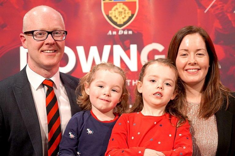 Bredagh clubman becomes Down GAA's 31st chairman