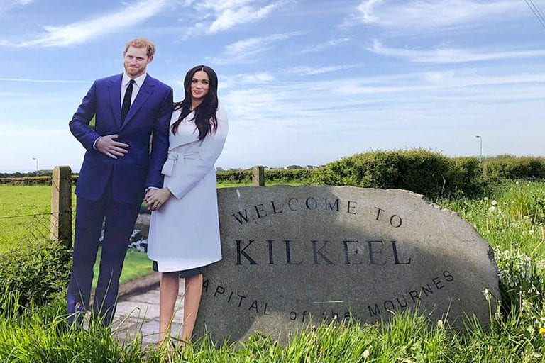 Has Kilkeel been denied a Royal visit by Harry and Meghan?