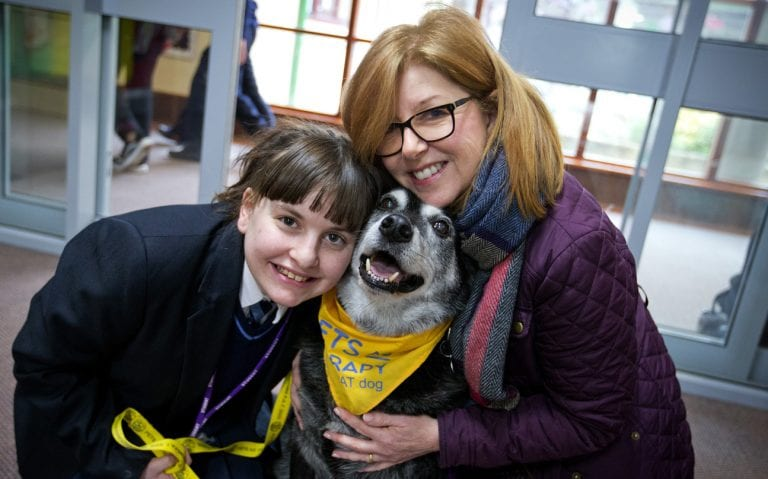 Pets teach school children so many valuable lessons