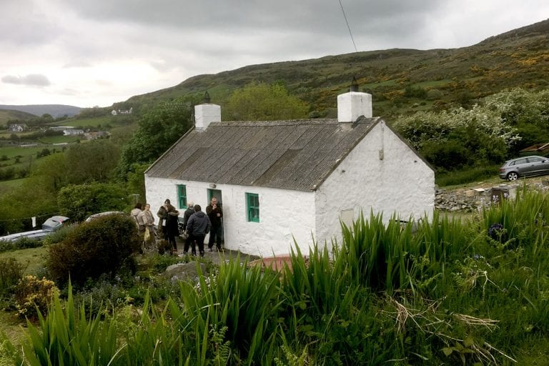 Picturesque cottage stars in docudrama about Knock