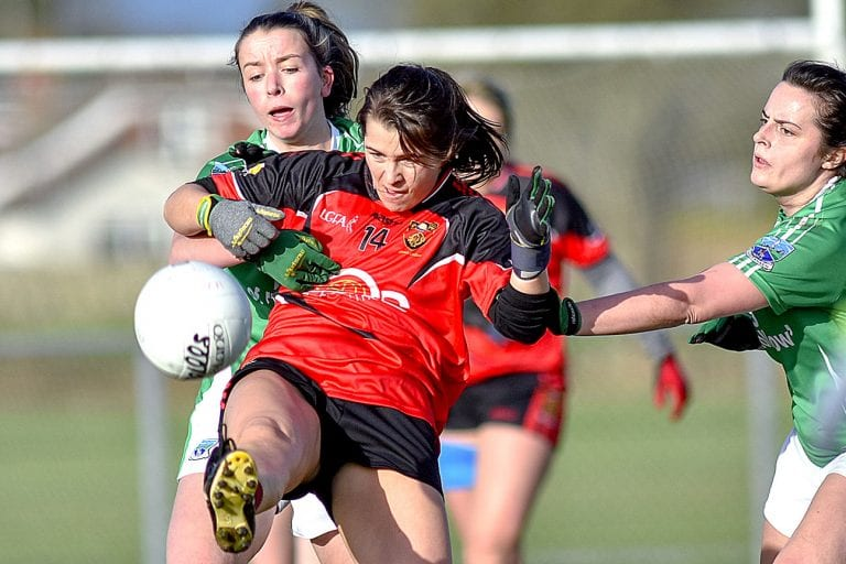 Down Ladies get their second win in NFL Division Three