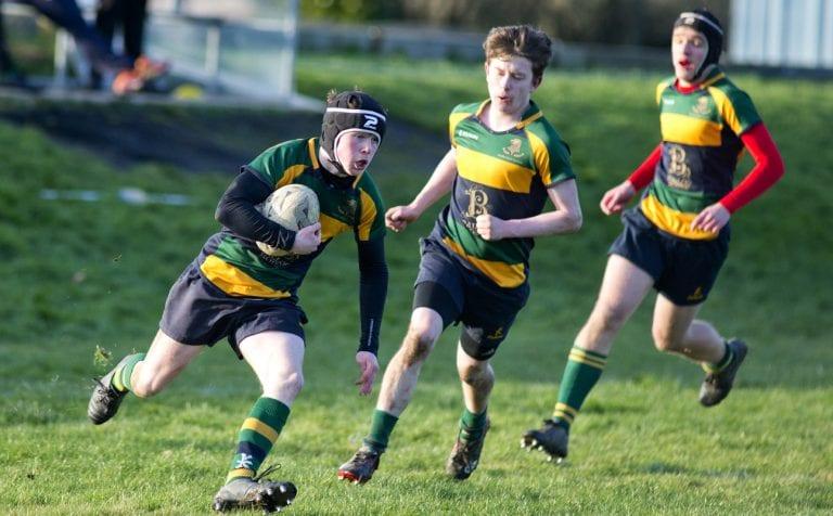Down High rugby team reach Medallion Bowl final