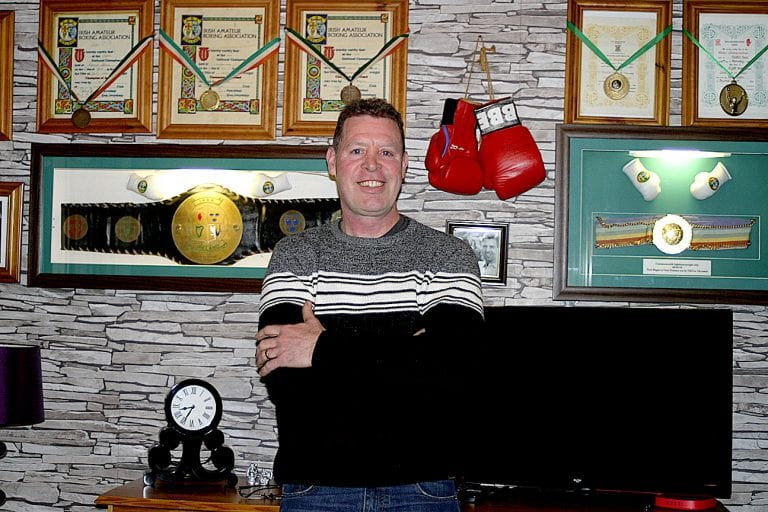 Newcastle man Noel Magee looks back on his boxing career