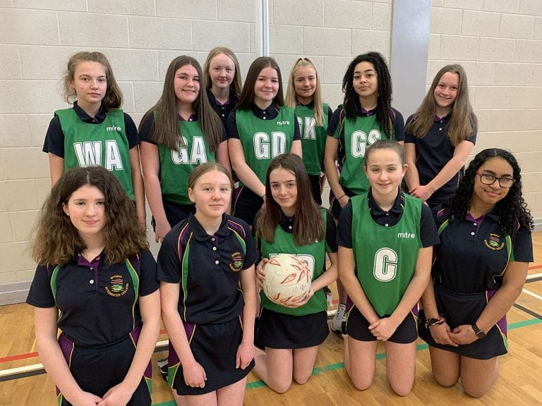 Shimna netballers reach final that won't be played!
