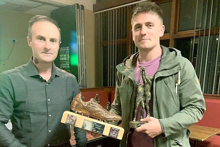 Longstone, Saul and Liatroim clubs present awards