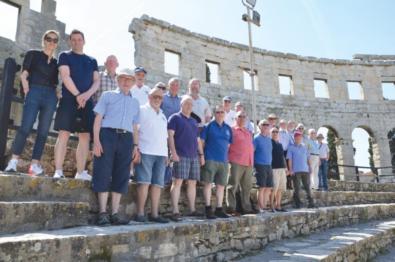 Donaghadee choir goes quiet but members vow to return to stage