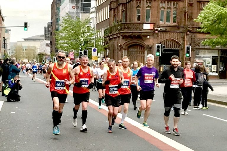 Covid-19 and dashed marathon hopes