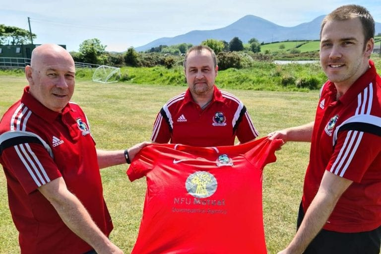 Heal takes over the reins at Dundrum United