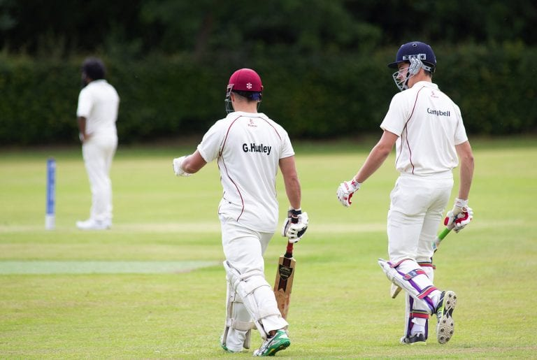 Thumping victory for Dundrum as cricket returns