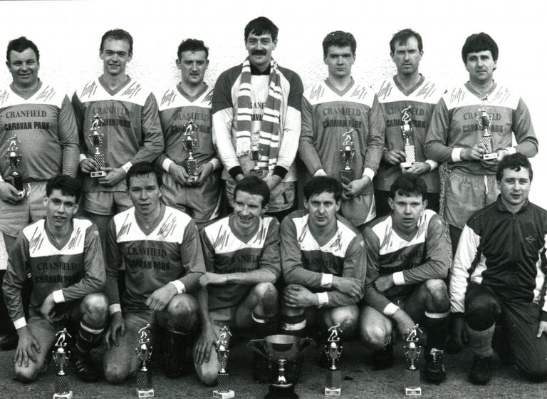 Looking back at Ballyvea's cup victory in 1989