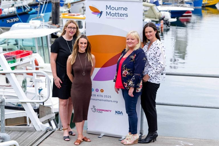 Social prescribing helping to improve health and wellbeing in the Mourne area