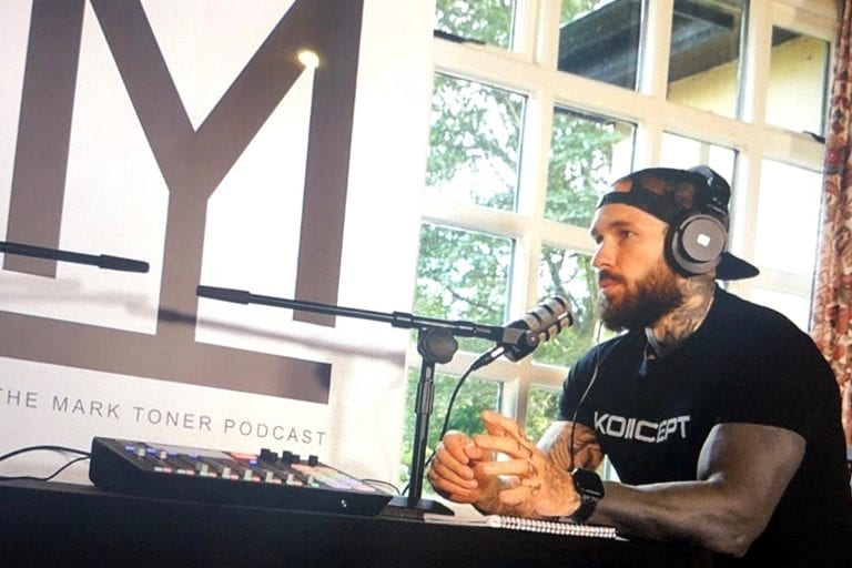Podcast explores local man's mental health journey
