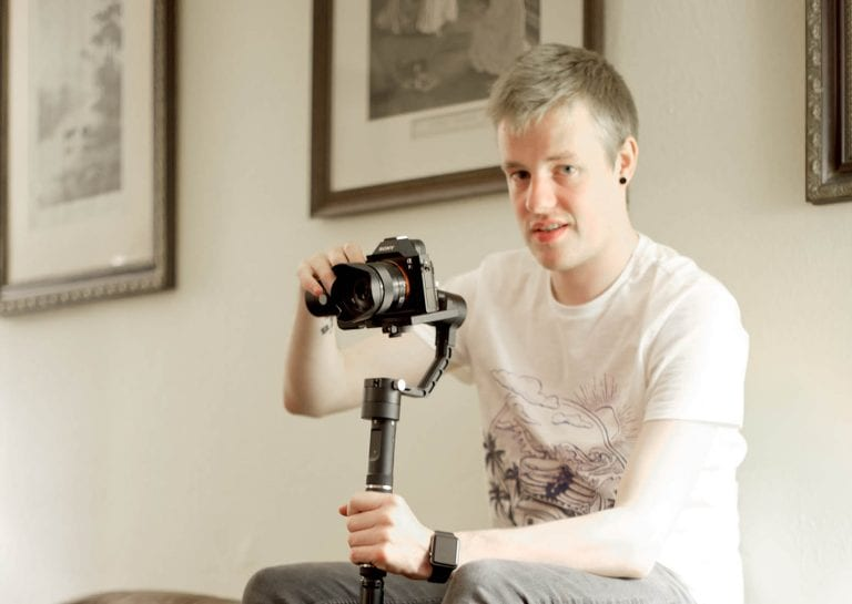 Filmmaker's debut movie to be screened at Dublin festival